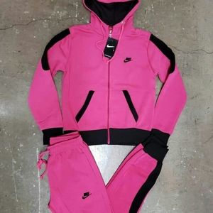 Womans Nike Sweat Suits